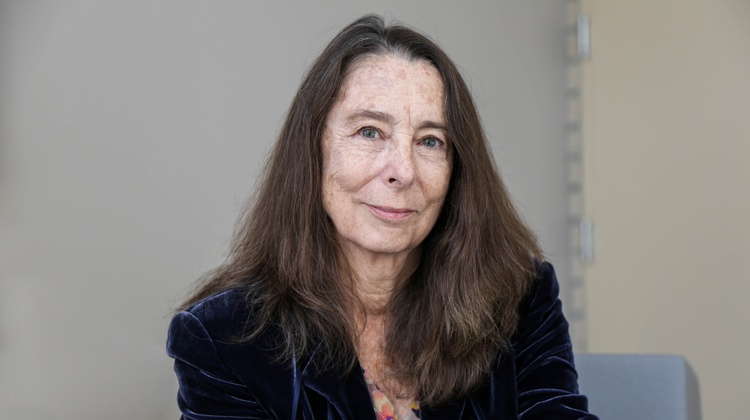 Ann Beattie: A Wonderful Stroke of Luck