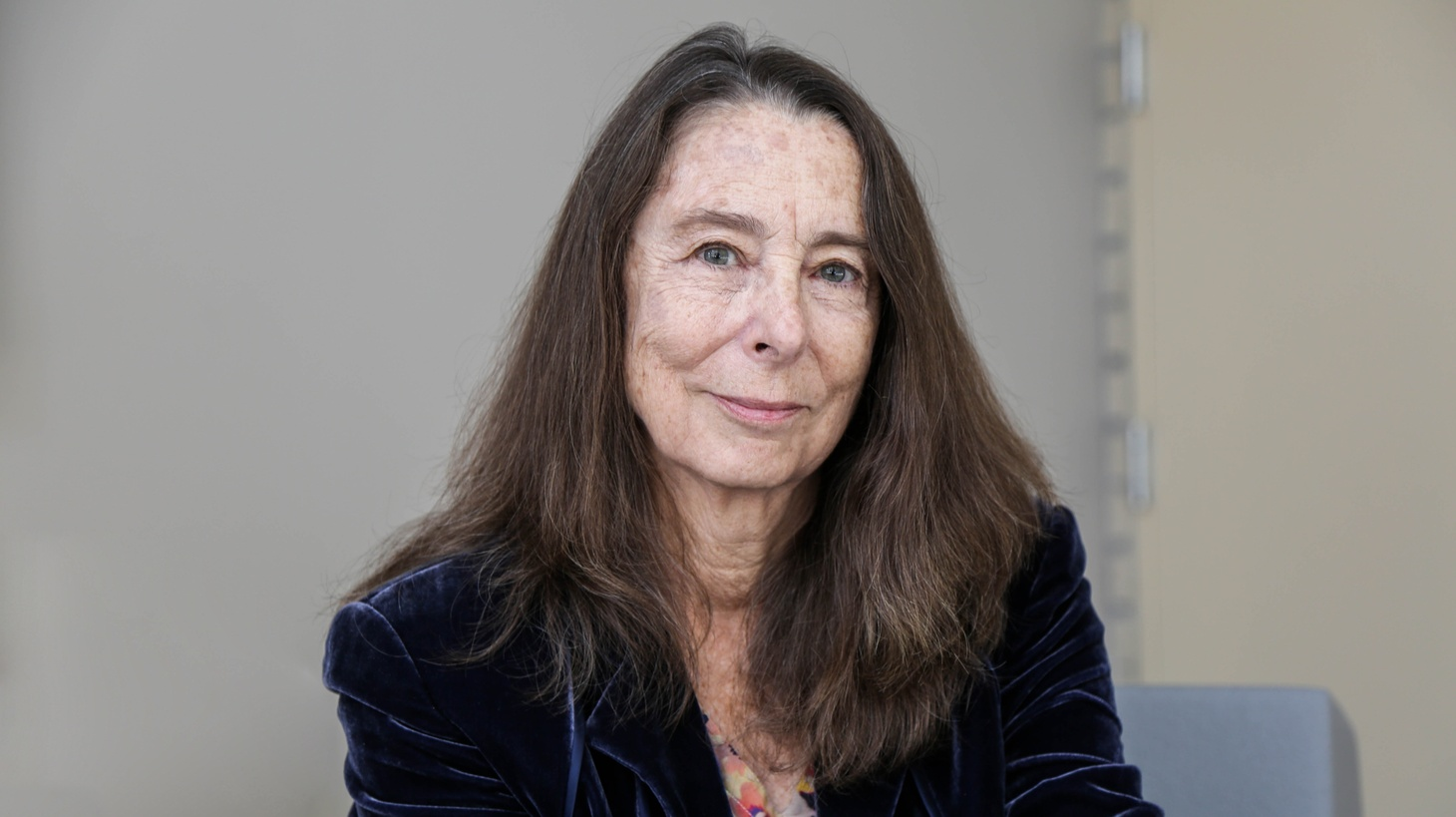 Author, Ann Beattie