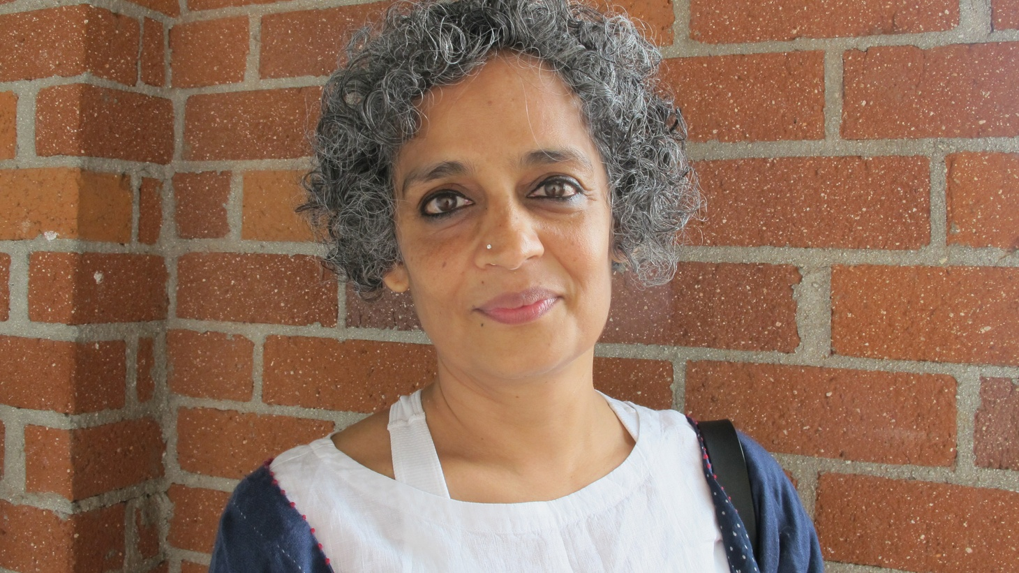 Trained as an architect, Roy reveals that she structured her novel The Ministry of Utmost Happiness like an Indian metropolis where ancient neighborhoods collide with modern urban planning.