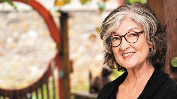 "Barbara Kingsolver discusses crossing genres of writing and her second book of poetry, ""How to Fly (In Ten Thousand Easy Lessons)."""