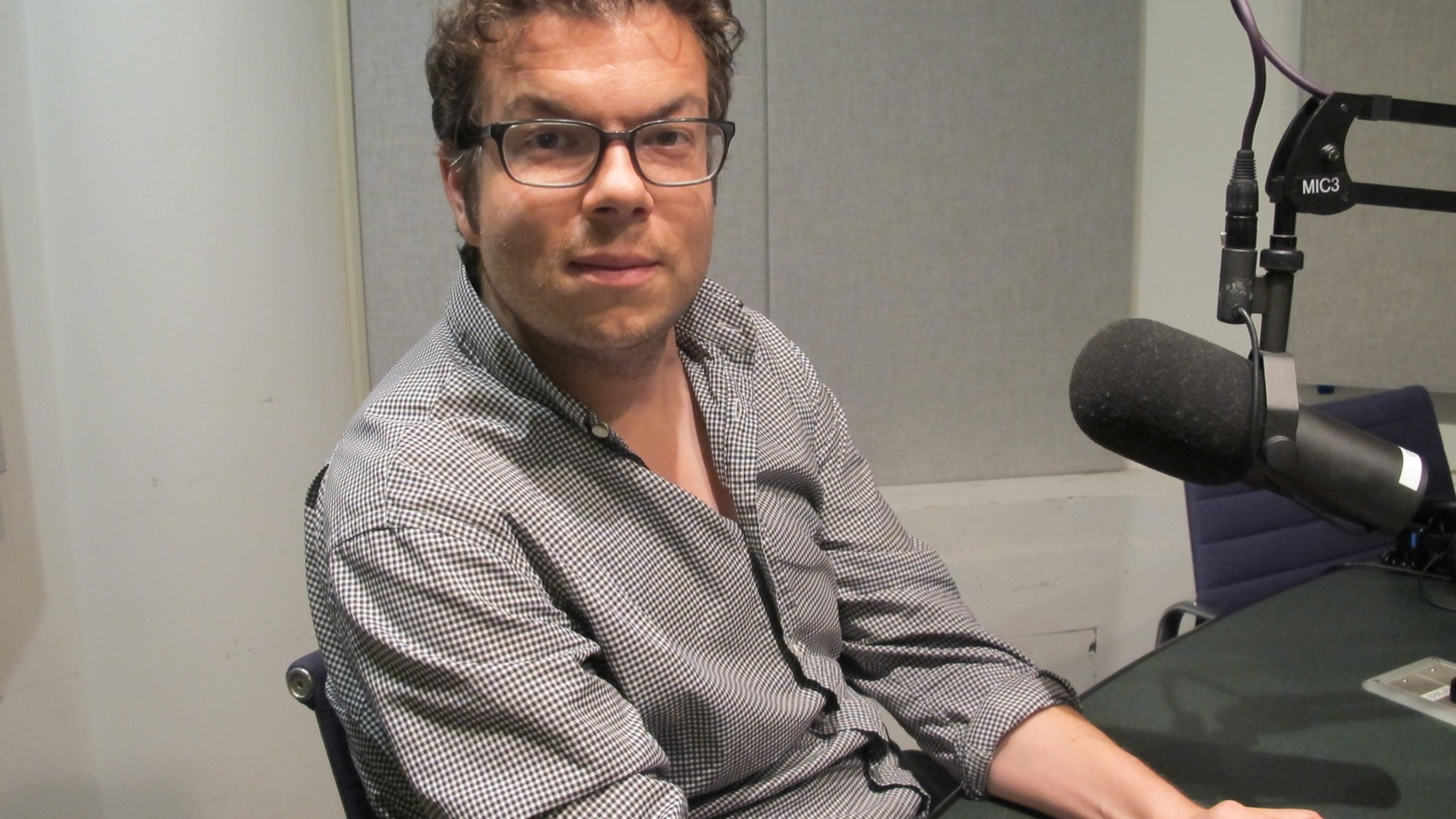 Ben Lerner is a novelist/poet who writes about the way we live now, which is not the way we used to live.