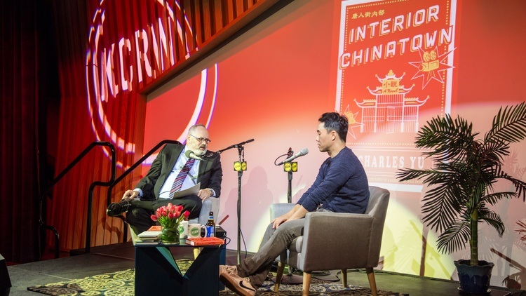 Charles Yu's   Interior Chinatown   is a contemporary novel about dealing with the difficulty of being whoever you are.