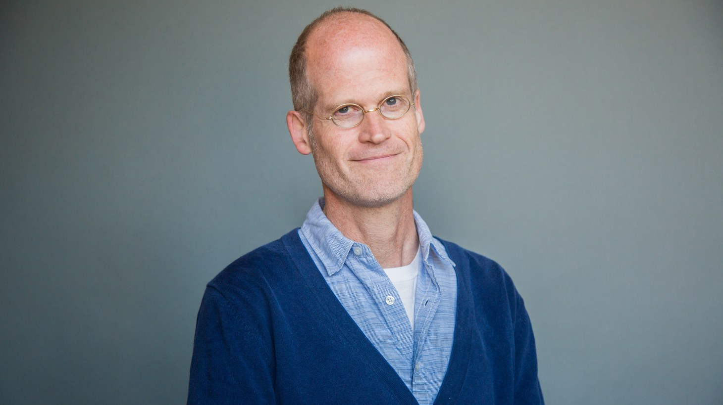 Author, Chris Ware at KCRW.