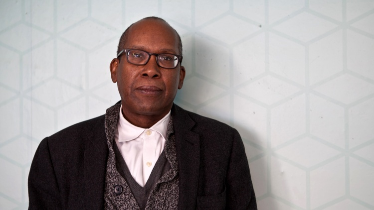Darryl Pinckney talks about the attraction of leaving America to discover how to be an African-American in America.