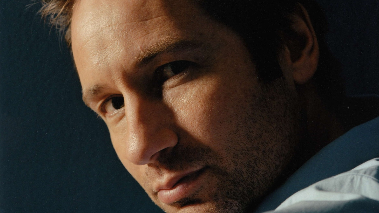 Author and actor, David Duchovny.