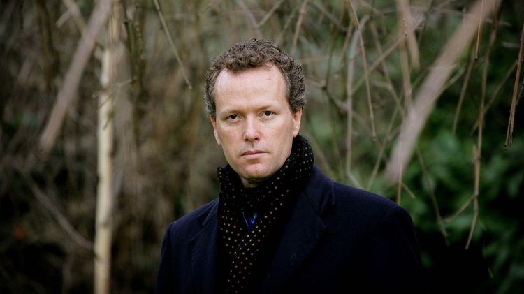 """Edward St. Aubyn discusses his new book, """"Double Blind,"""" and writing about the problems with consciousness that have long fascinated his consciousness."""