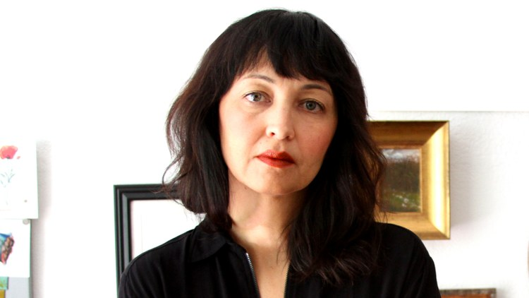 Fowzia Karimi speaks about the art of the novel, and designing Above Us the Milky Way.