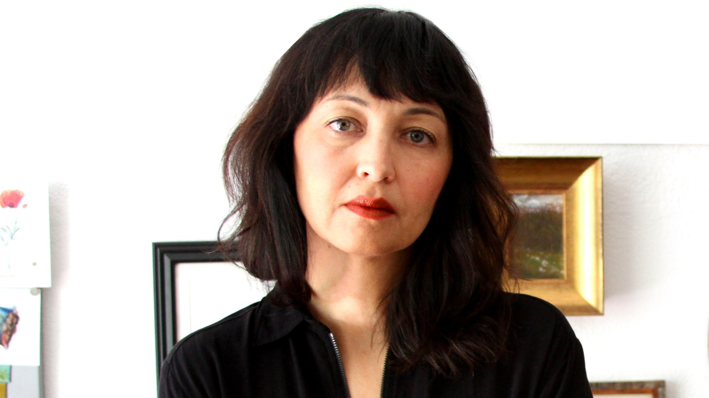 Author, Fowzia Karimi.
