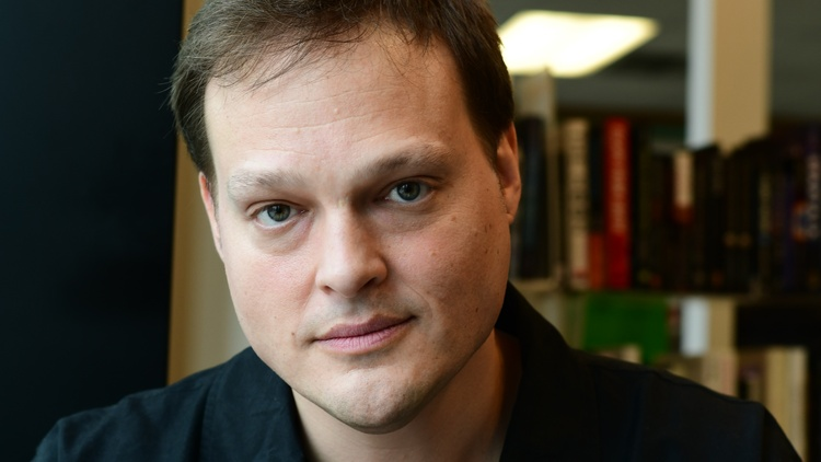 Garth Greenwell discusses seeking human truths by writing into an abyss, and his new novel Cleanness .