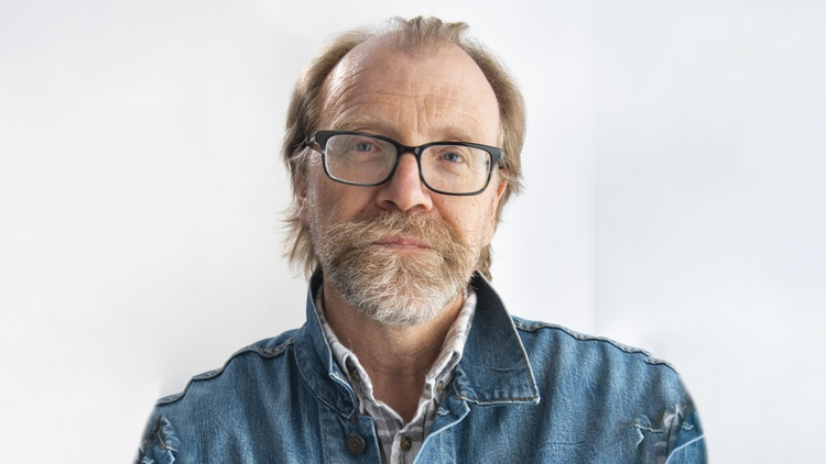 "The first in a two-parter with George Saunders discussing his new book, ""A Swim in a Pond in the Rain: In Which Four Russians Give a Master Class on Writing, Reading, and Life."""