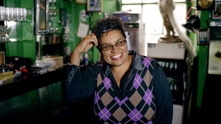 """Jackie Kay: """"Bessie Smith: A Poet's Biography of a Blues Legend"""""""