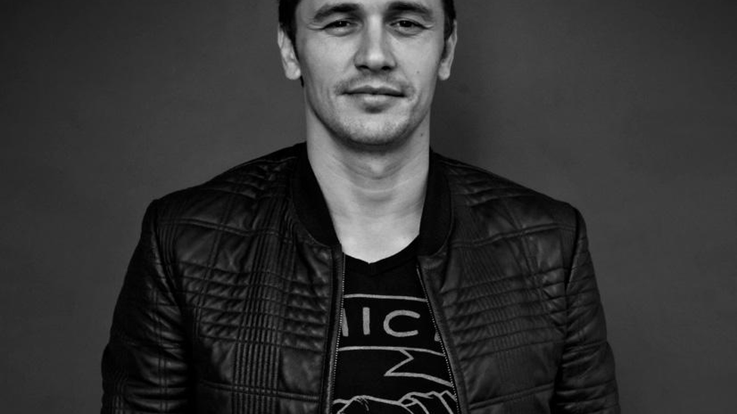 James Franco says literature was his emotional and intellectual escape valve from the alternate reality of filmmaking, performance, and celebrity.