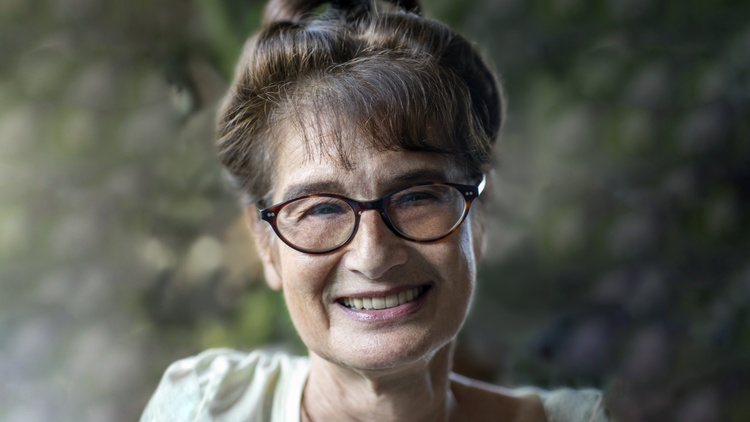 """Joan Silber writes about life's strange surprises in her new book, """"Secrets of Happiness."""""""