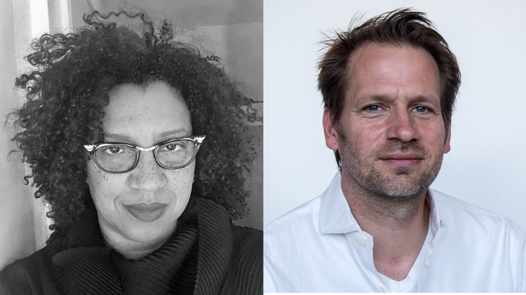 John Freeman and Robin Coste Lewis Freeman's: The Best New Writing on California