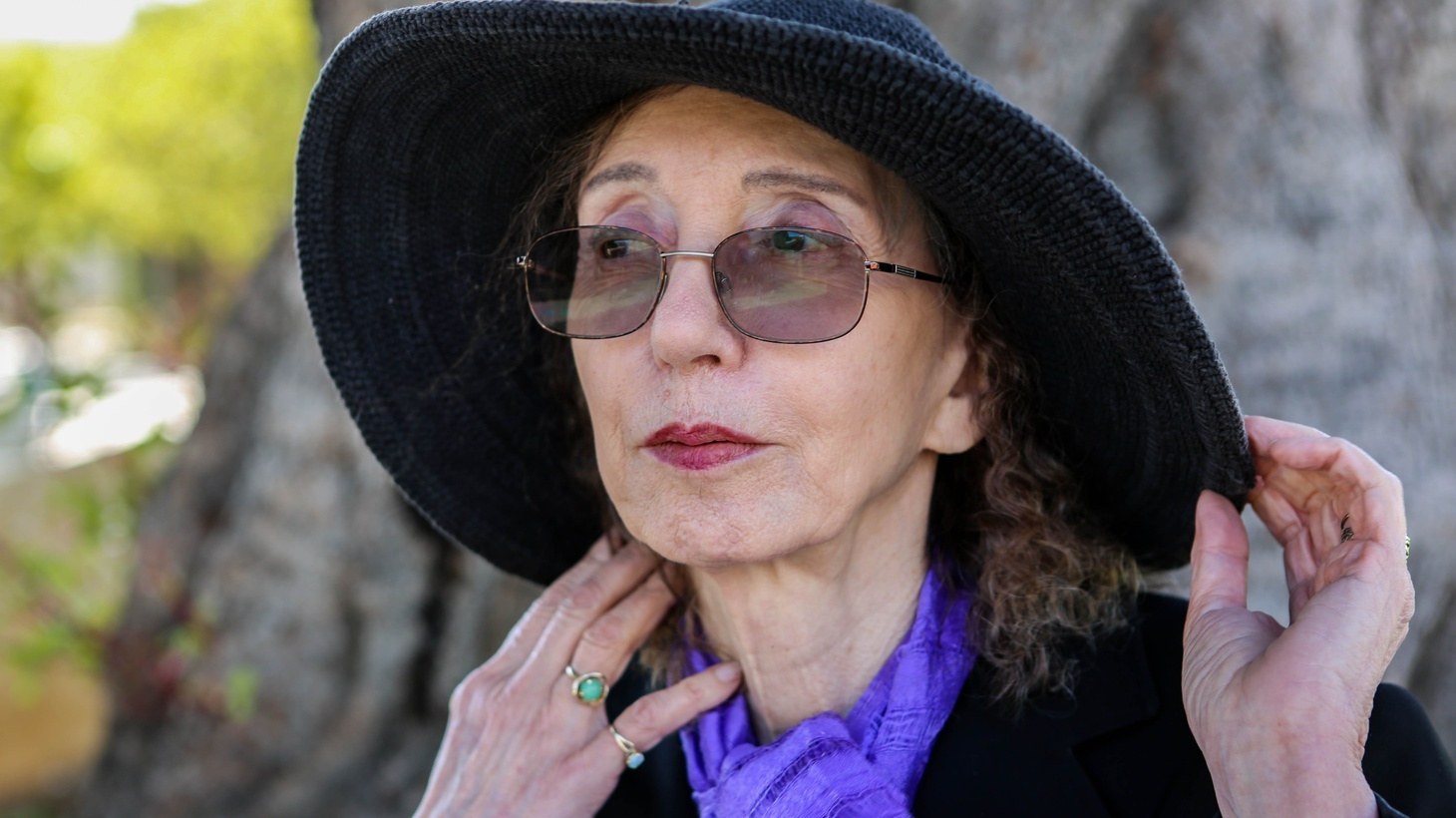Joyce Carol Oates discusses A Book of American Martyrs, a novel about what women are going to make of the American dream.