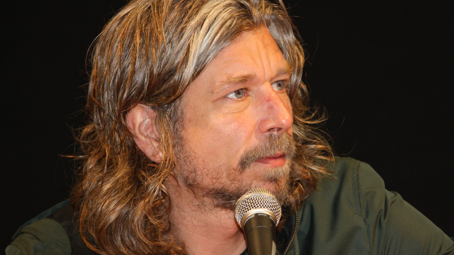 Reflecting on his autobiographical novels, Knausgaard says literature should be about life; in writing, he attempts to find meaning within the banality of the everyday.