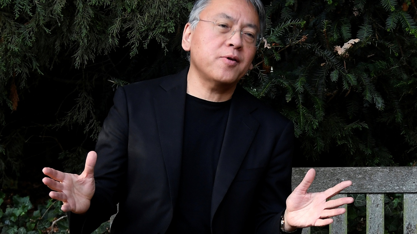 We sample 25 years of Bookworm conversations with Kazuo Ishiguro, the 2017 Nobel Prize Laureate for literature.