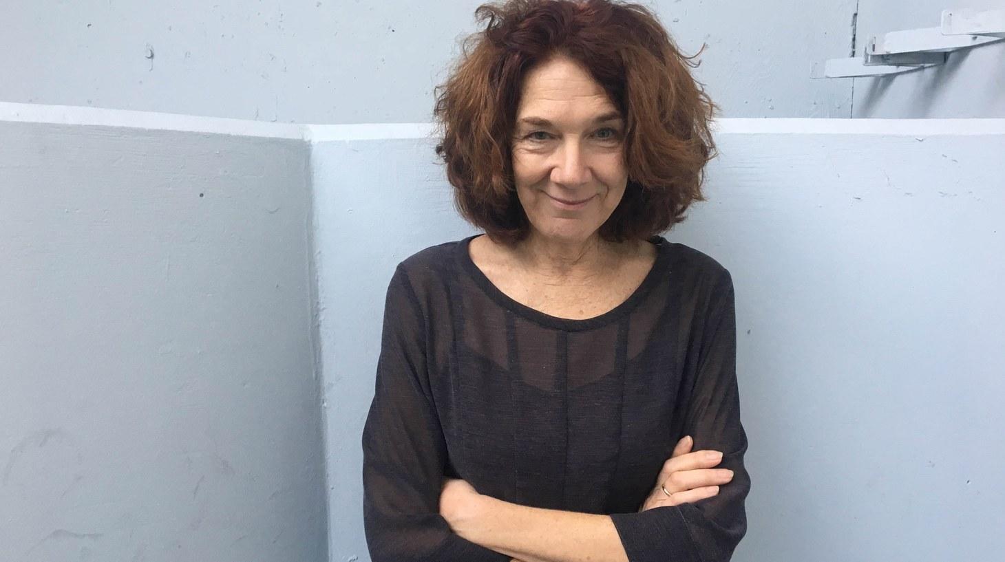 Author, Mary Ruefle