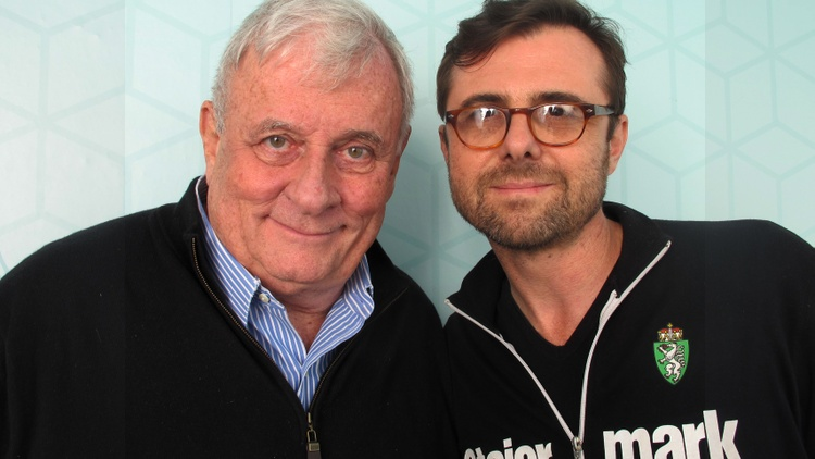 An exciting first for Bookworm, recently married literary-couple Michael Carroll and Edmund White join us for a double-interview.
