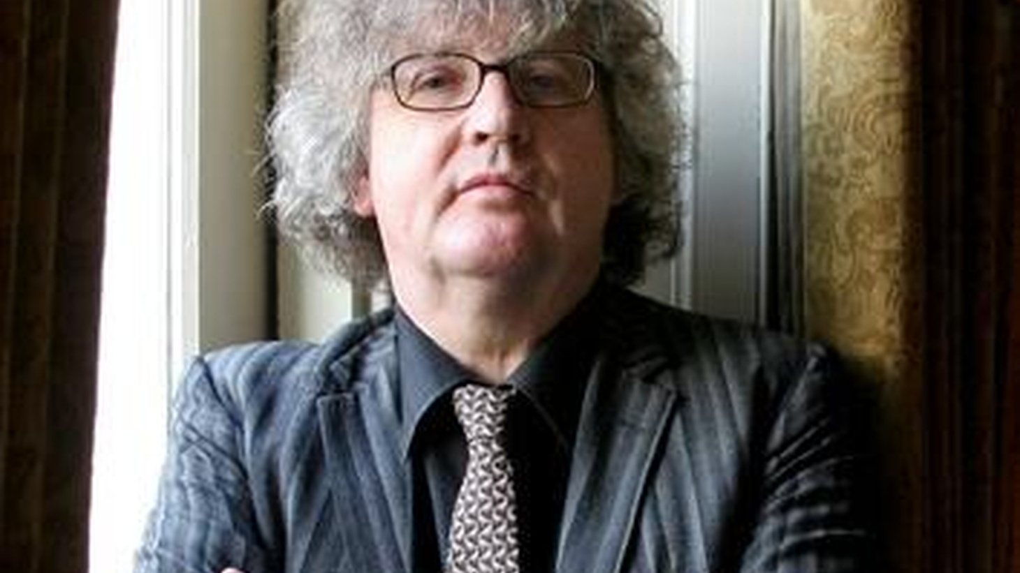 First, Sparks on Bookworm's new theme songs. Then poet Paul Muldoon (Maggot, from Farrar, Straus & Giroux) on how writing poems differs from writing song lyrics..