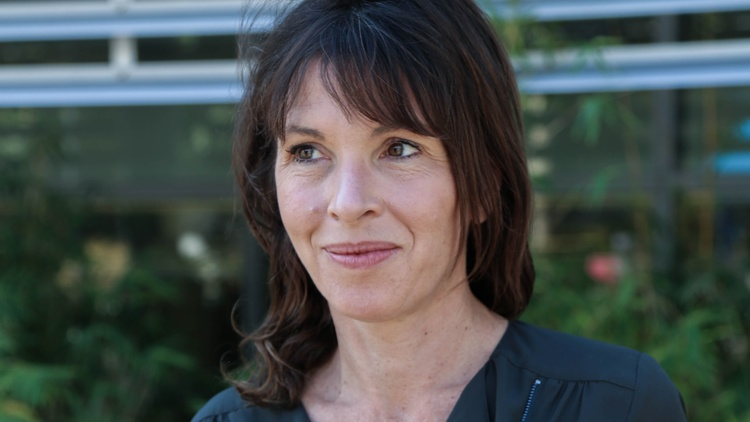 Rachel Cusk's novel Transit is the second in a planned trilogy. Cusk believes that humans have an innate grasp of form, a gift that makes us story-tellers.