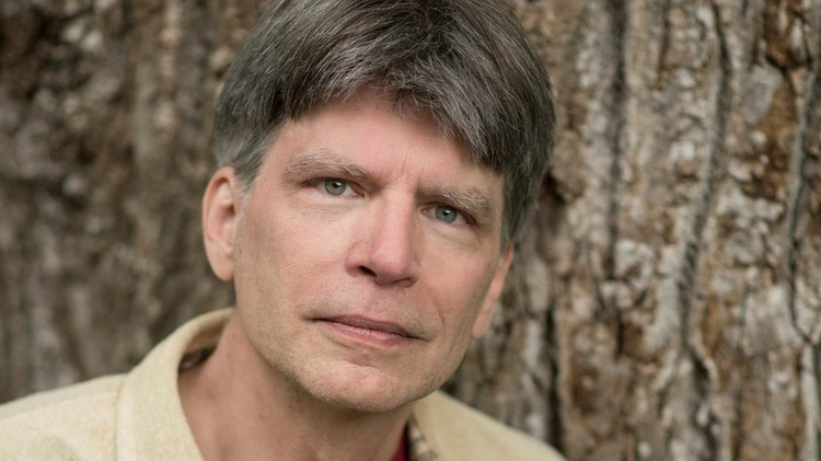 """Pulitzer Prize and National Book Award-winning Richard Powers discusses his new novel, """"Bewilderment,"""" which has been longlisted for the Booker Prize and National Book Award."""