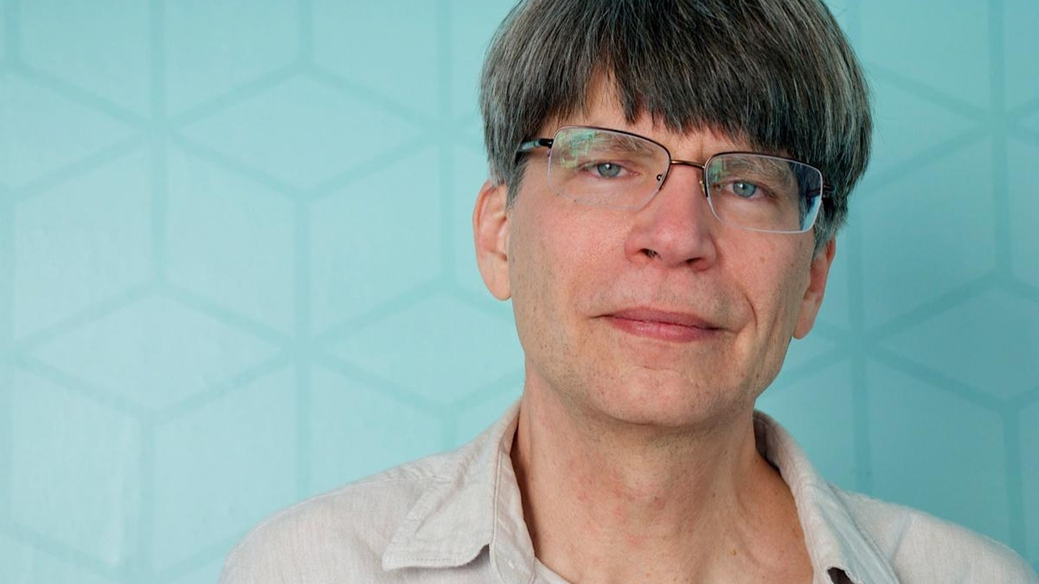 Richard Powers says his new novel reveals that there's little difference between a passion and an idea.