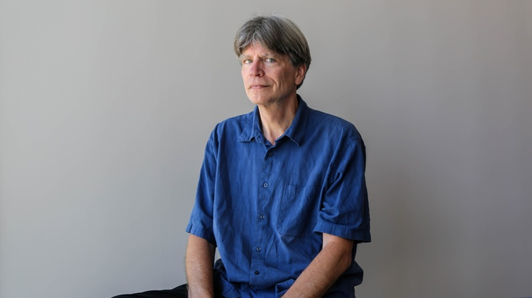 About the interdependence between humans and trees, Richard Powers found a place for the non-human in literary fiction with his new book, The Overstory .