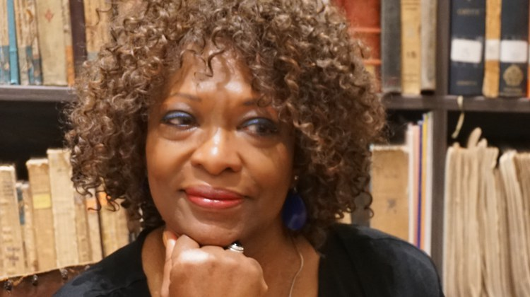 """Rita Dove's new book of poetry, """"Playlist for the Apocalypse,"""" goes in many different historical and personal directions."""