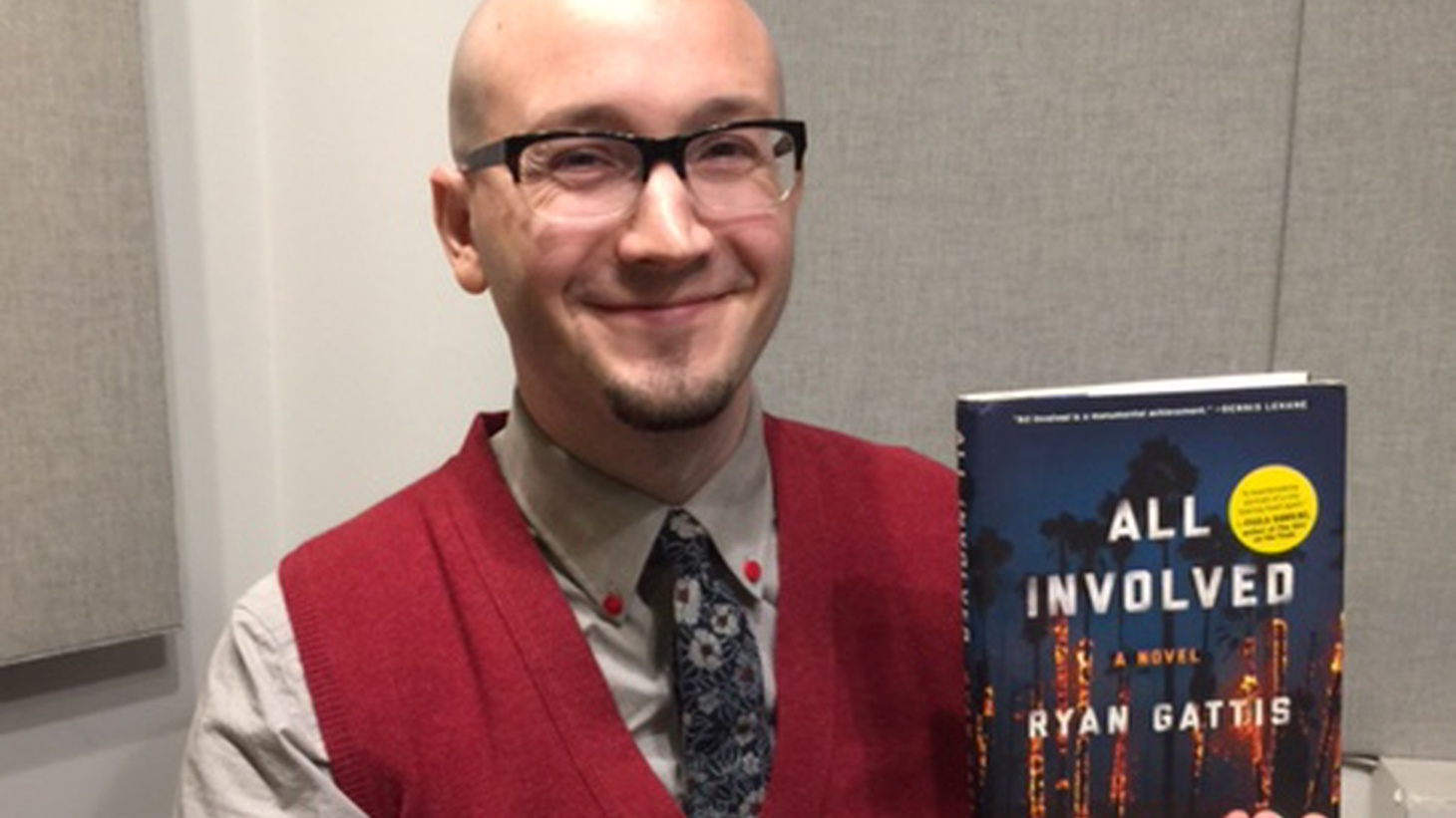 Ryan Gattis' new book, All Involved, is really a reconstitution of the L.A. riots from a person who wasn't there.