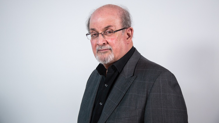Salman Rushdie: Quichotte (Part One)