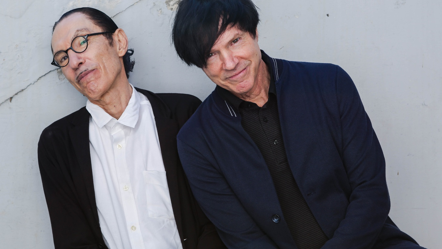 Sparks plays stripped-down acoustic versions of art rock songs off their new album Hippopotamus, along with a classic song, and the theme to Bookworm, Where Would We Be without Books.