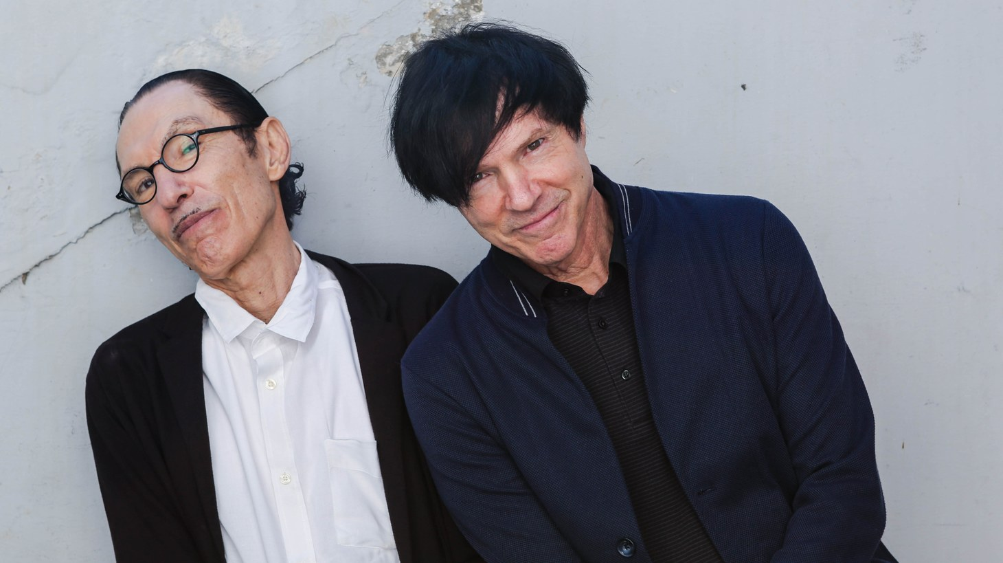 The second conversation with brothers Ron and Russell Mael of the band Sparks, along with stripped-down versions of two songs from their new album Hippopotamus.