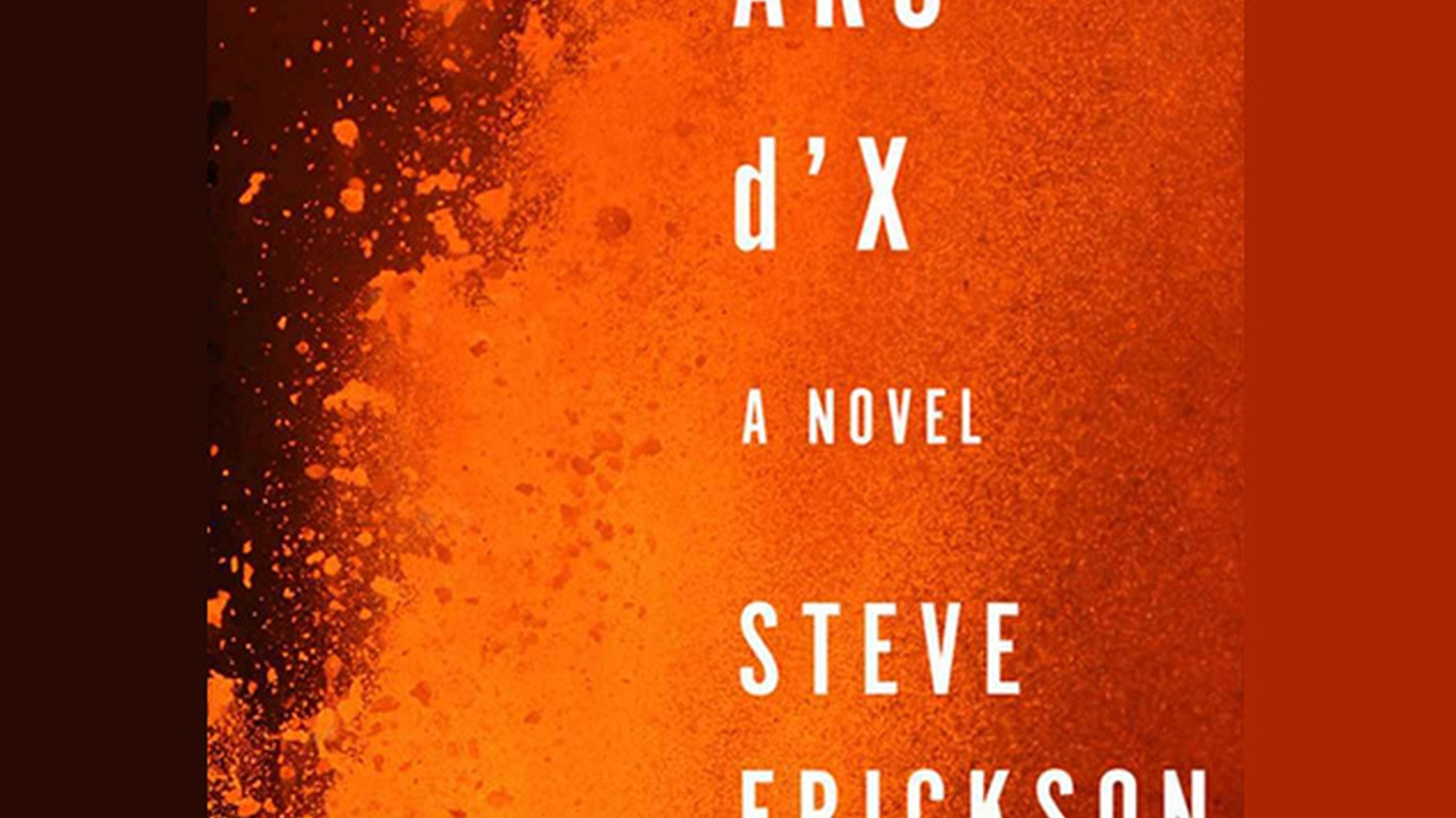 Novelist /film critic Steve Erickson discusses the unusual narrative strategies that help him to explore the contemporary abyss.