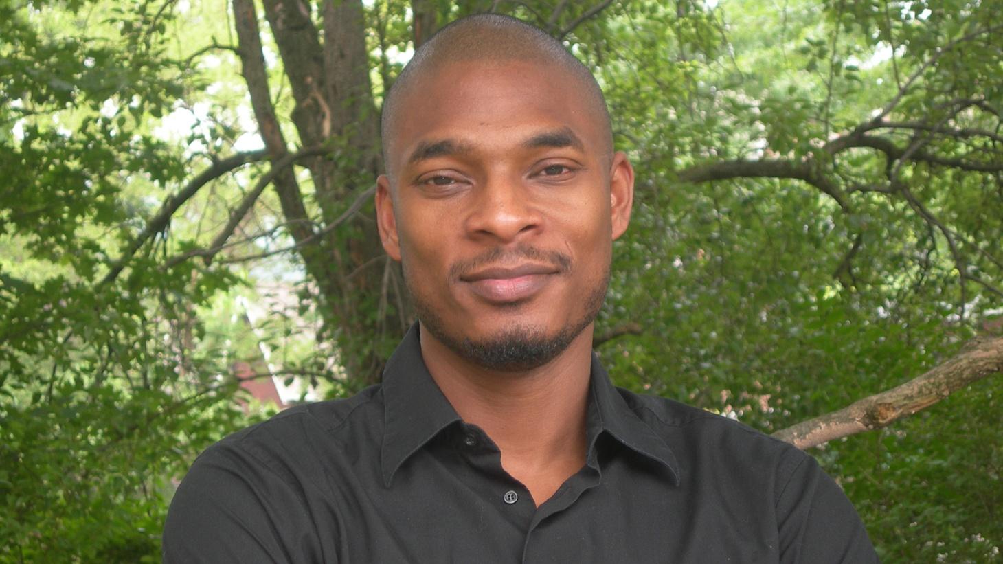 Author, Terrane Hayes