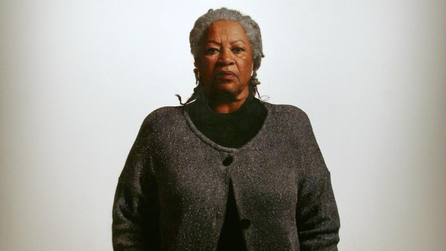 Author, Toni Morrison