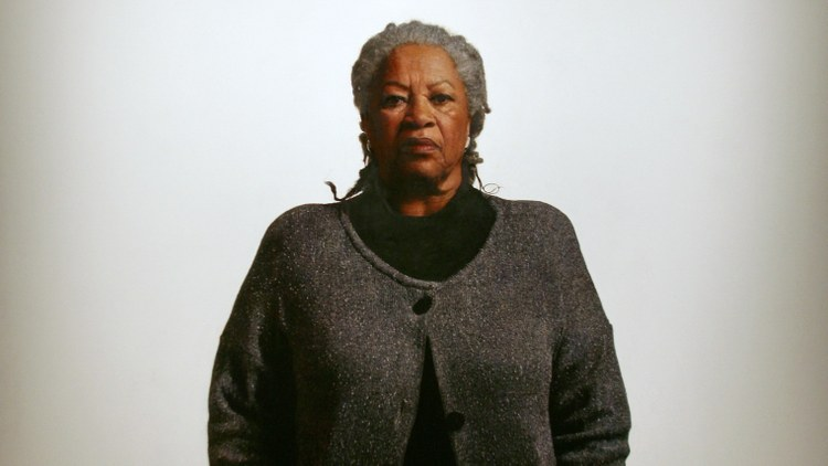 From the archives, a highly resonate conversation with Toni Morrison about transfiguring love, as portrayed in her novel     Beloved    .