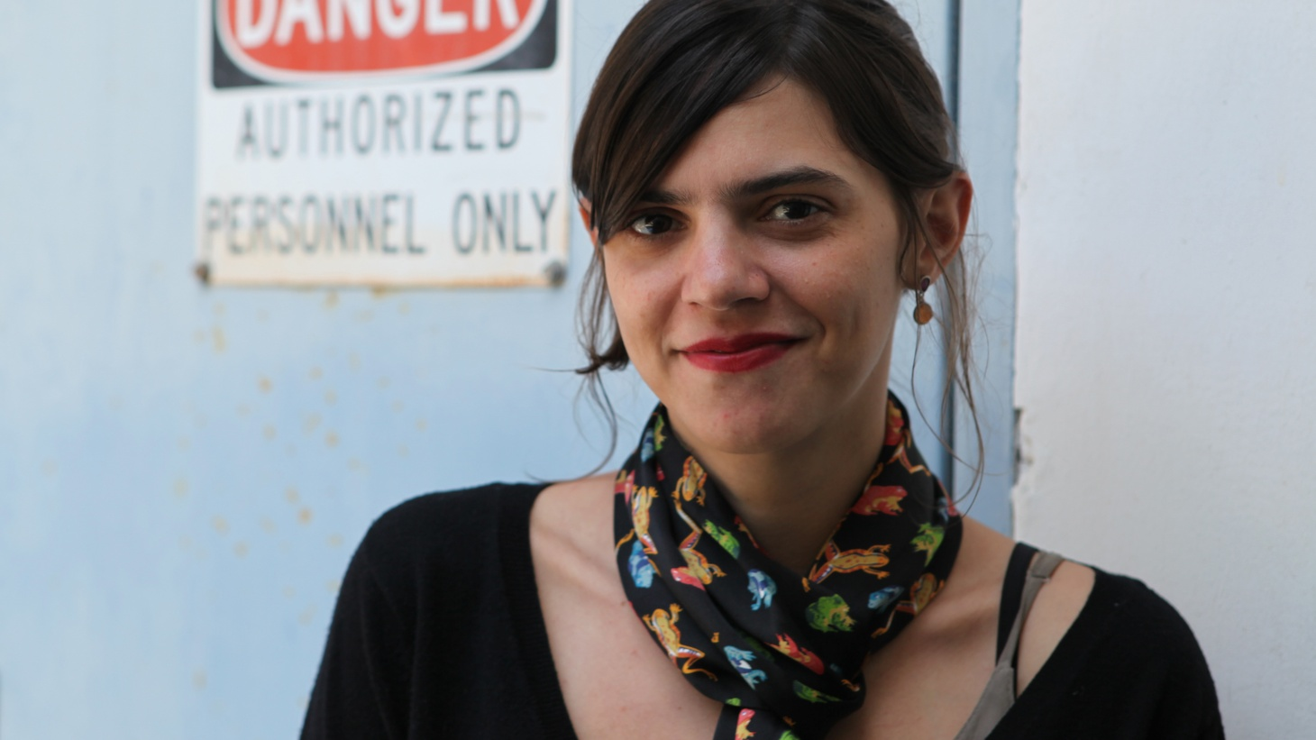 Valeria Luiselli's first novel reminds us of what it's like to be young and in love with literature.