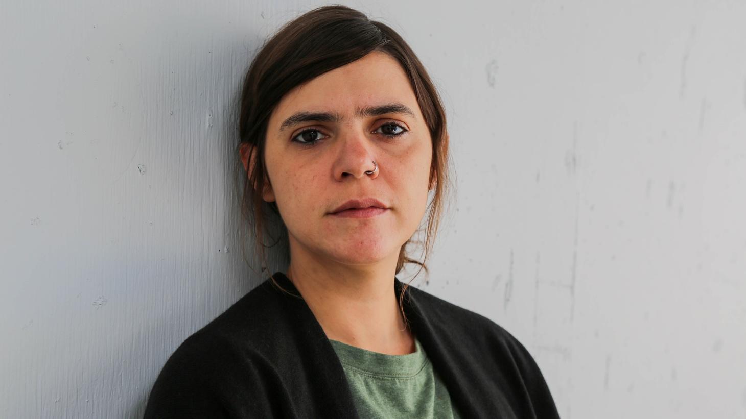 Author, Valeria Luiselli