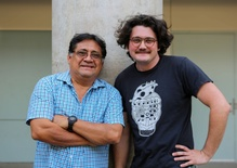 Víctor Terán and David Shook: Like A New Sun: New Indigenous Mexican Poetry