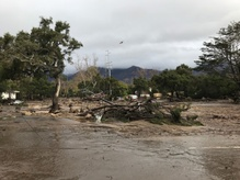 Could a mudslide in Montecito like last year's happen again?
