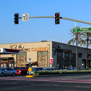 If gambling is illegal, why are there casinos in Hawaiian Gardens?