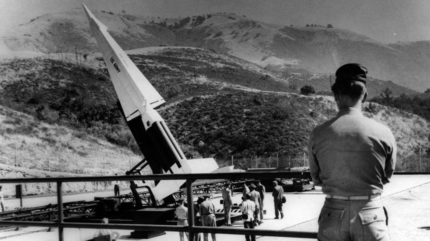 "Visit one of 16 Nike Missile Control Sites operated by the Army from the 1950s to the 1970s. These batteries circled the Los Angeles basin in what was called a ""Ring of Supersonic Steel."""