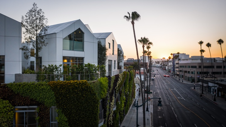 This week: Check out the new Graham Garden in DTLA; come to the Green Building Conference; go to a drive-in book launch on the Sunset Strip; drive by ArtCenter's window displays and…