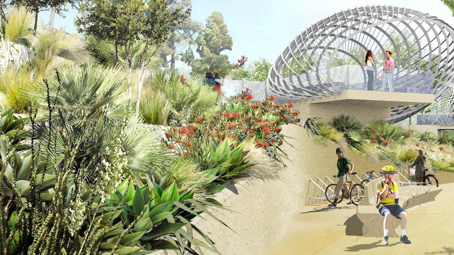 Can you design a great park by committee? Also, Japanese design, on display at Dwell on Design and Little Tokyo Design Week. Plus, the new Los Angeles Design Festival.