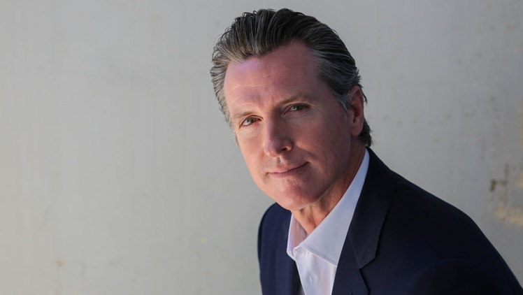 "The state's new governor, Gavin Newsom, called for a ""California for all"" in his inauguration speech this week."