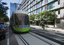 A streetcar is desired in downtown LA