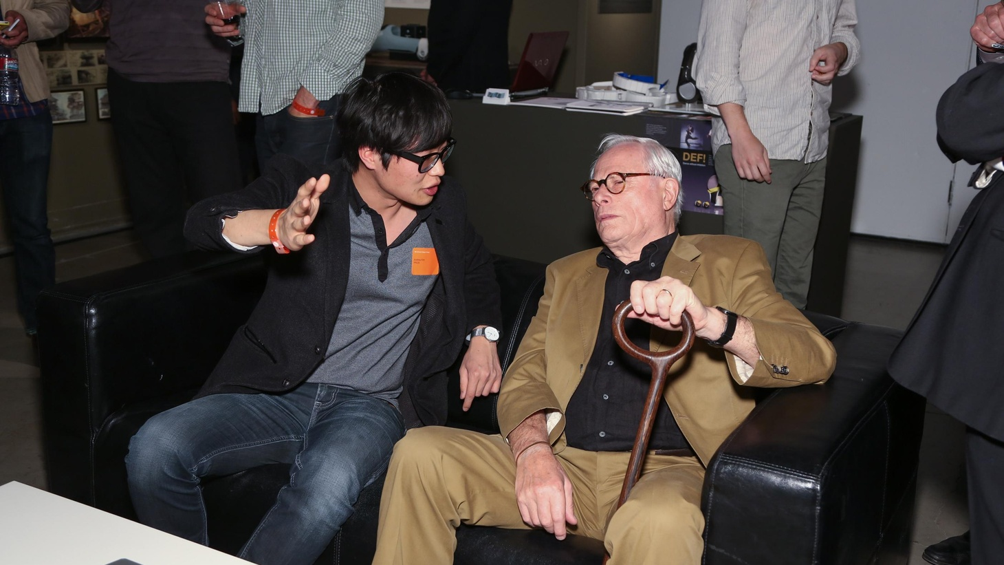 Jae Won Cho moved around so much he created furniture to fit his lifestyle. Meanwhile, Dieter Rams' products remain universal. A talk with two product designers.