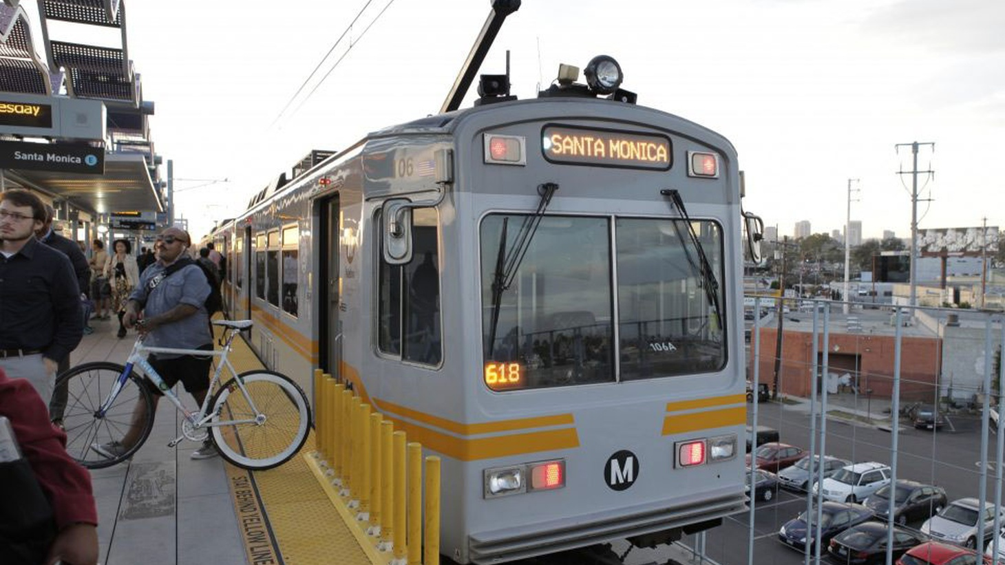 Voters in Los Angeles on Tuesday agreed to tax themselves to pay for mass transit, homeless housing, and parks. They also want developers to pay for affordable housing. And Santa Monica voters rejected a controversial anti-density measure.