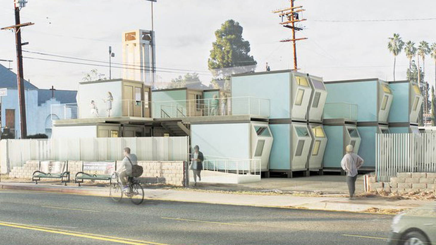 Tens of thousands of people are currently living on LA's streets. Last November voters passed Measure HHH -- to direct $1.3 billion to build more permanent supporting housing in LA County. Last week they passed Measure H, to provide the supportive services.